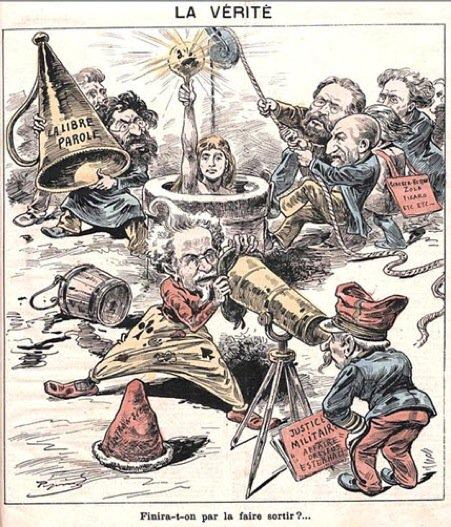 la verité - le grelot 19 décembre 1897 - p 1