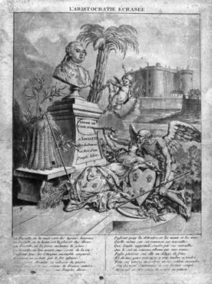 L'Aristocratie écrasée, 1789, Musée Carnavalet.